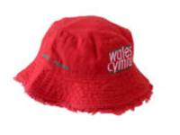 Red Bush Hat