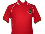 welsh & thirsty polo shirt