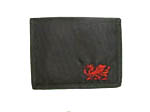 Velcro wallet with red dragon