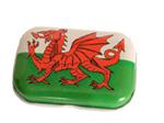 wales dragon mini tin